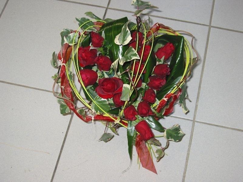 envoyer des fleurs pour la st valentin. Black Bedroom Furniture Sets. Home Design Ideas