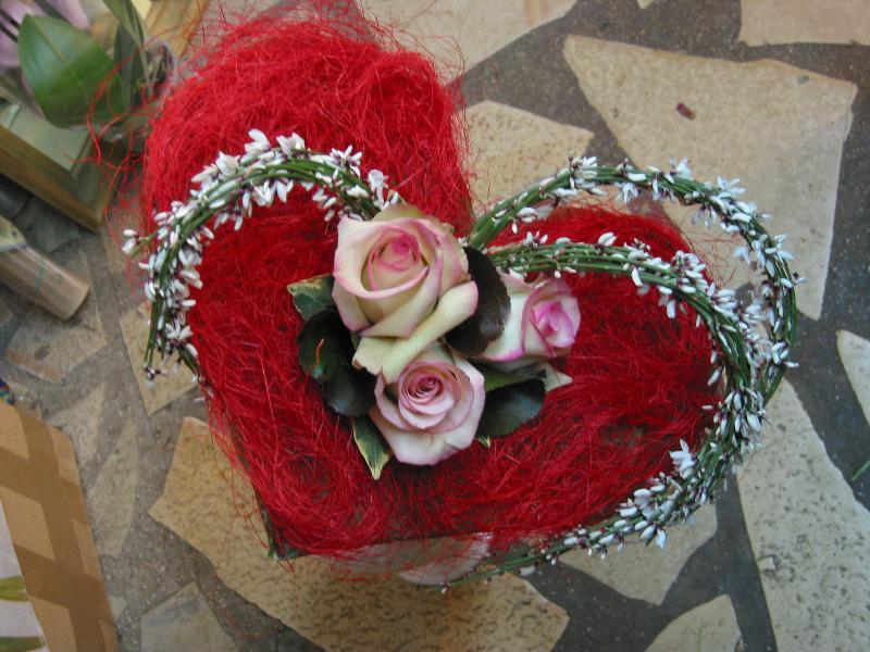 Envoyer des fleurs pour la st valentin - Fleur de saint valentin ...